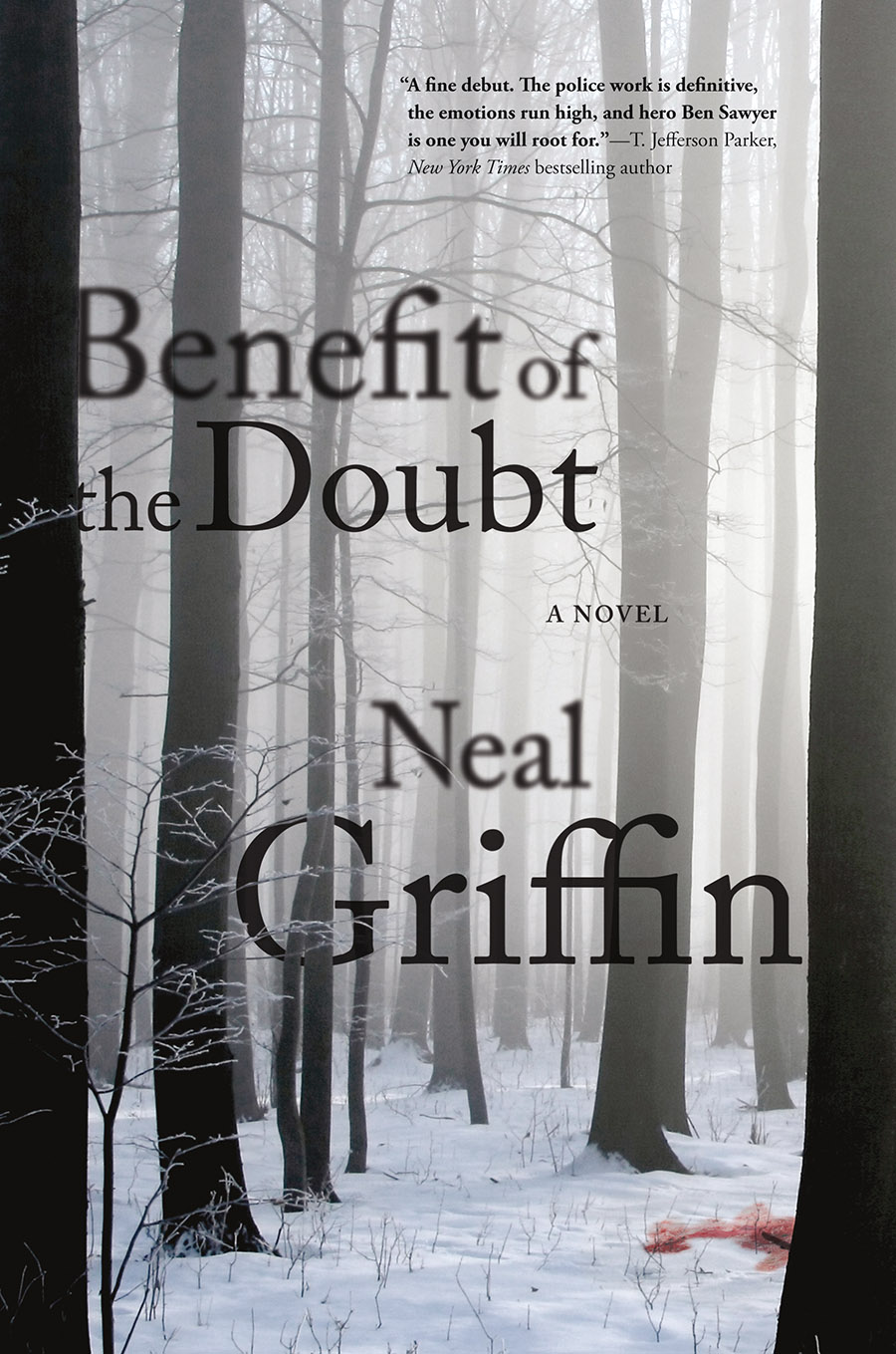 Benefit of the Doubt Cover Final