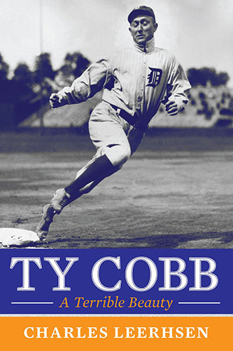 Ty Cobb cover small