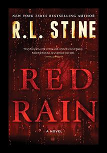 red-rain-cover