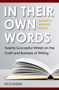 In Their Own Words - Mystery and Suspense Edition