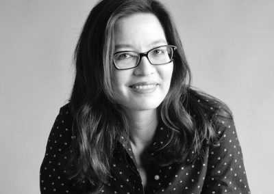 A Few Words With: Independent Editor Naomi Kim Eagleson